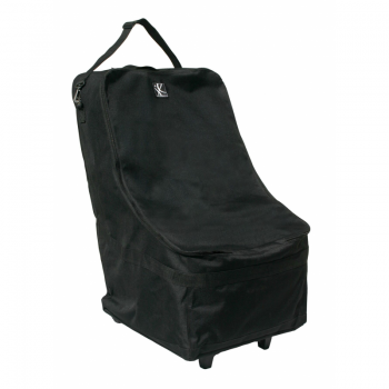 JL Childress - Wheelie Car Seat Travel Bag - Black