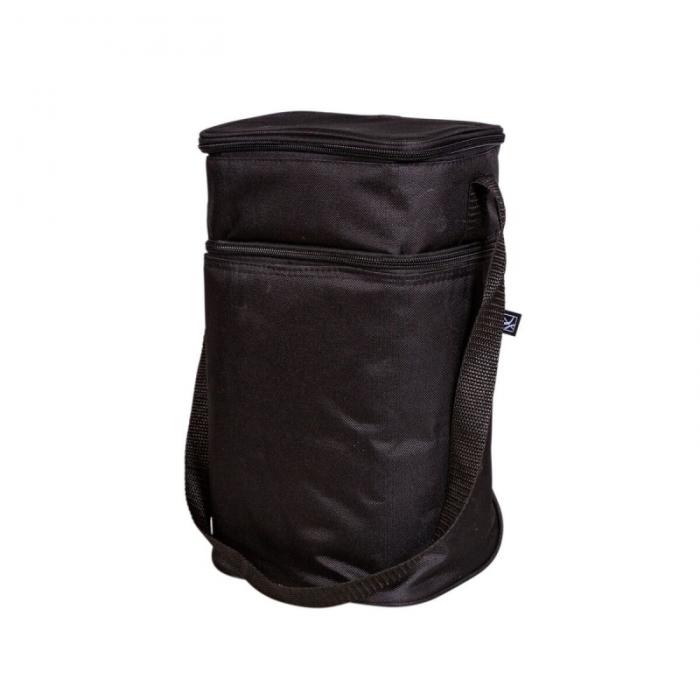 JL Childress - 6 Bottle Cooler Tote Bag - Black