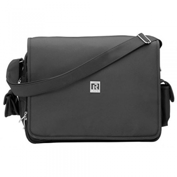 Ryco - Deluxe Everyday Messenger Bag - Black