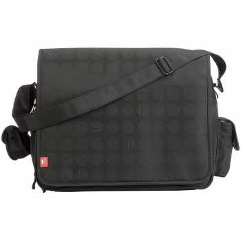 Ryco - Stella Messenger Changing Bag - Black