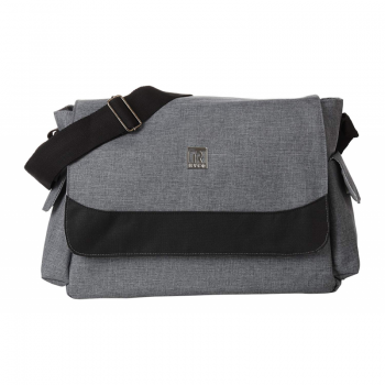 Ryco - Vogue Messenger Changing Bag - Grey