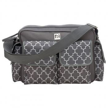 Ryco - Willow Nursery Changing Bag - Grey