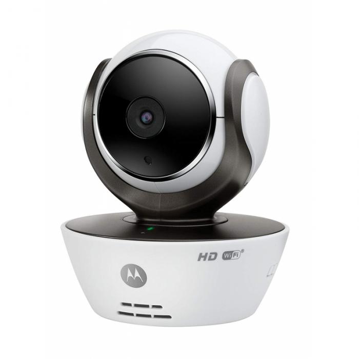 Motorola - MBP85 Connect Baby Monitor - White/Black 2