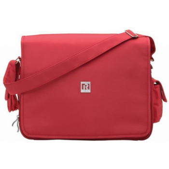 Ryco - Deluxe Everyday Messenger Bag - Red