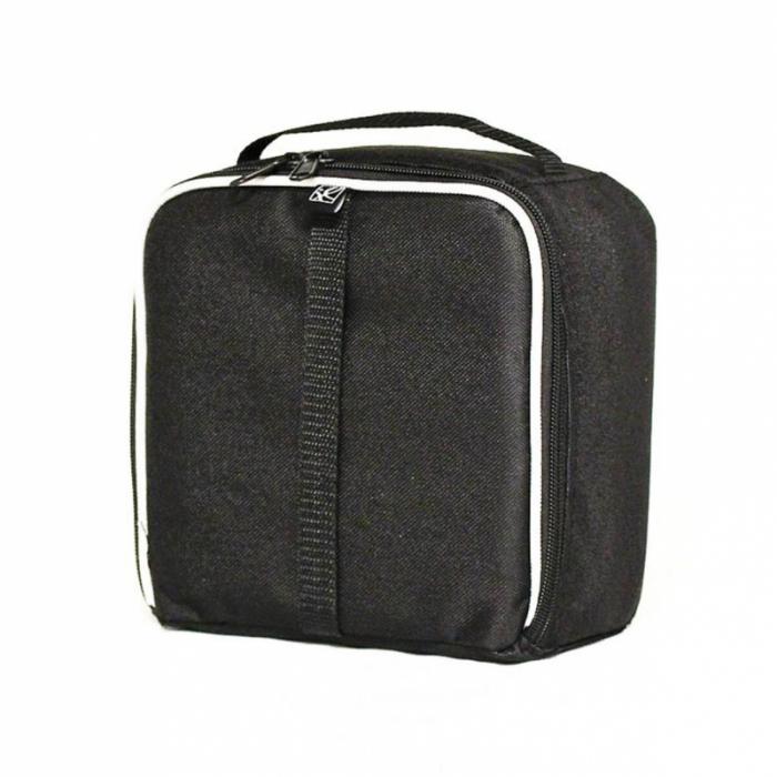 JL Childress - Cooler Cube Food and Bottle Bag - Black 3