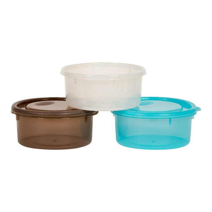 Bo Jungle - B-Bowls Feeding and Storage Bowls with Lids - 3pk 2