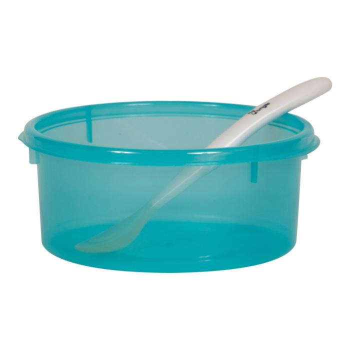 Bo Jungle - B-Bowls Feeding and Storage Bowls with Lids - 3pk 6