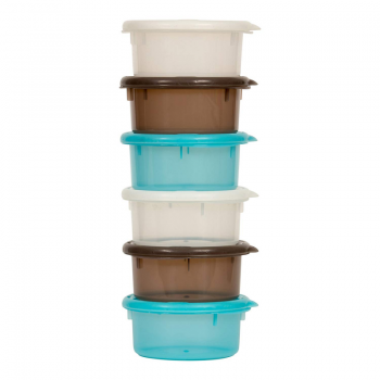 Bo Jungle Feeding and Storage Bowls with Lids