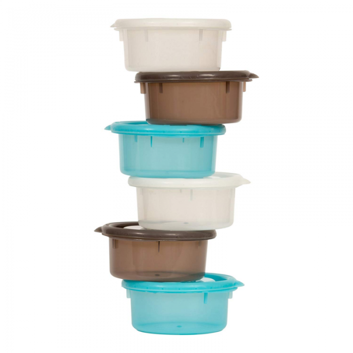 Bo Jungle Feeding and Storage Bowls with Lids 2