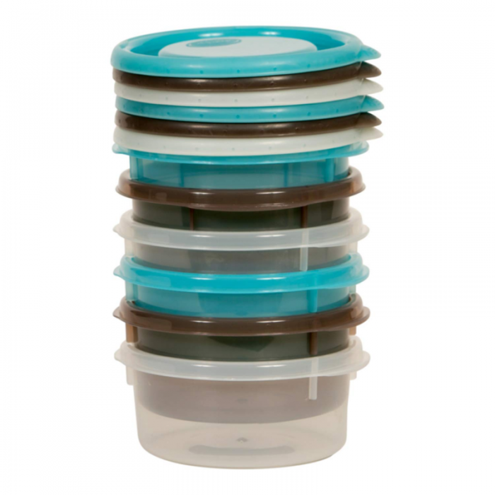 Bo Jungle Feeding and Storage Bowls with Lids 4