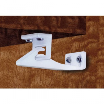 Mommy's Helper - Safe Lok Cabinet Latch (Pack of 6) - White