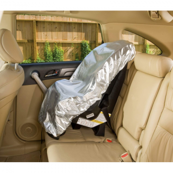 Mommy's Helper - Car Seat Sun Shade