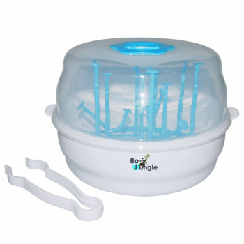 Bo Jungle - B-Microwave Steriliser - White