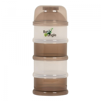 Bo Jungle - B-Dose Milk Powder Dispenser - Taupe