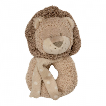 Bo Jungle - B-Plush Rattle - Kenzi The Lion