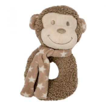 Bo Jungle - B-Plush Rattle - Tambo The Monkey