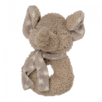 Bo Jungle - B-Plush Rattle - Zimbe The Elephant