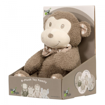 Bo Jungle - B-Plush Toy - Tambo The Monkey