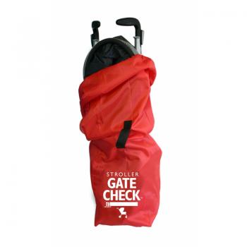 JL Childress - Gate Check Stroller Travel Bag - Red