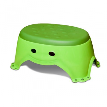 Mommy's Helper - Froggie Collection Step Stool - Green